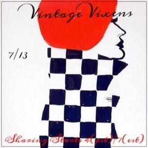 MONDAY 7/13 Vintage Vixens Sign Up Sheet